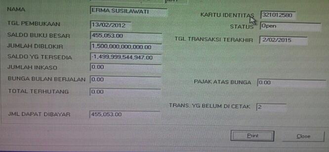 Satu Trilyun Dana Nasabah Bri Raib Catatan Harta Amanah Soekarno